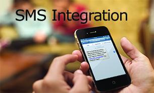 CRM Creators SMS Integration